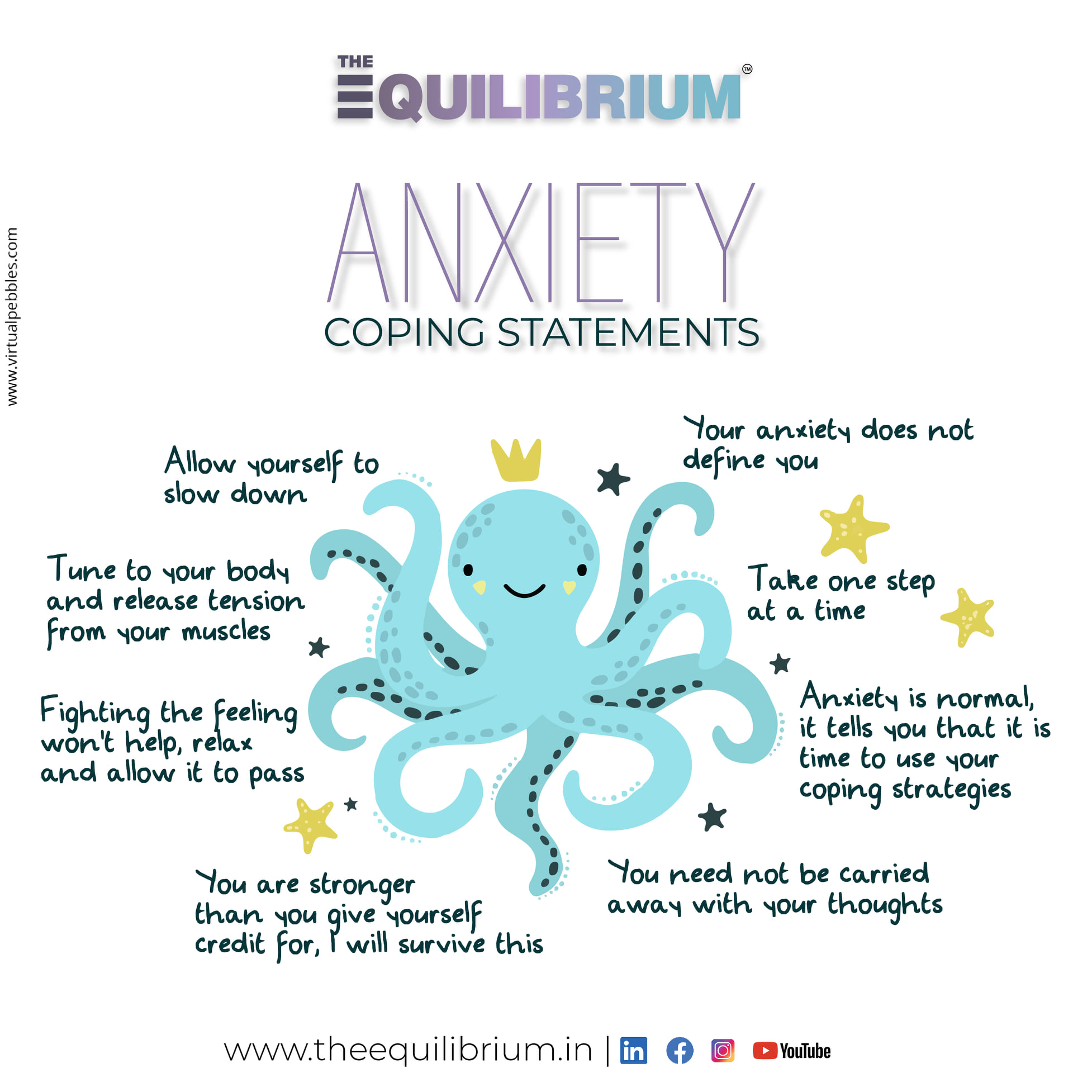 Anxiety - Anxiety Coping Statements