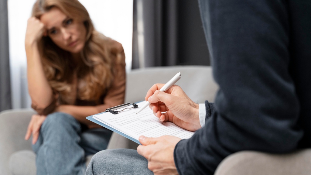 Psychotherapy - Mental Health Therapy